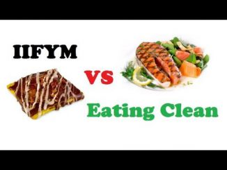 Clean Eating vs. IIFYM